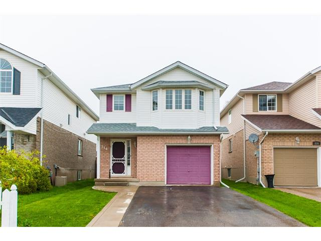 218 Grey Fox Drive, Kitchener Ontario, Canada