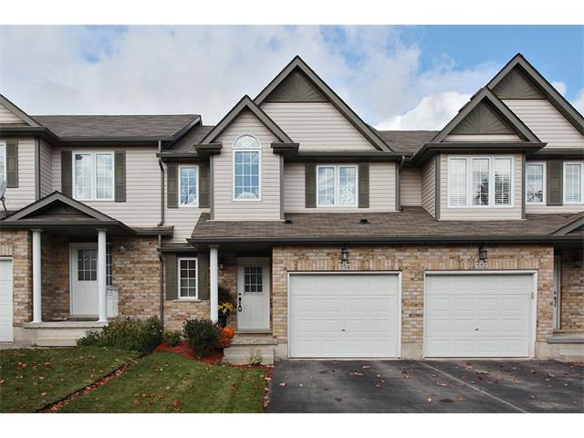 554 Wild Iris Avenue Waterloo On, Waterloo Ontario, Canada