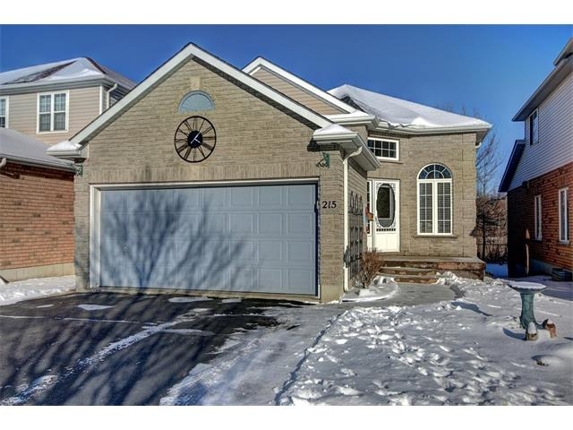 215 Pineland Court, Waterloo Ontario, Canada